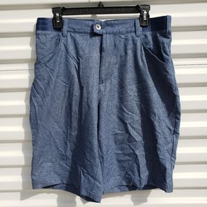 Adidas lightweight golf shorts w stretch in waist